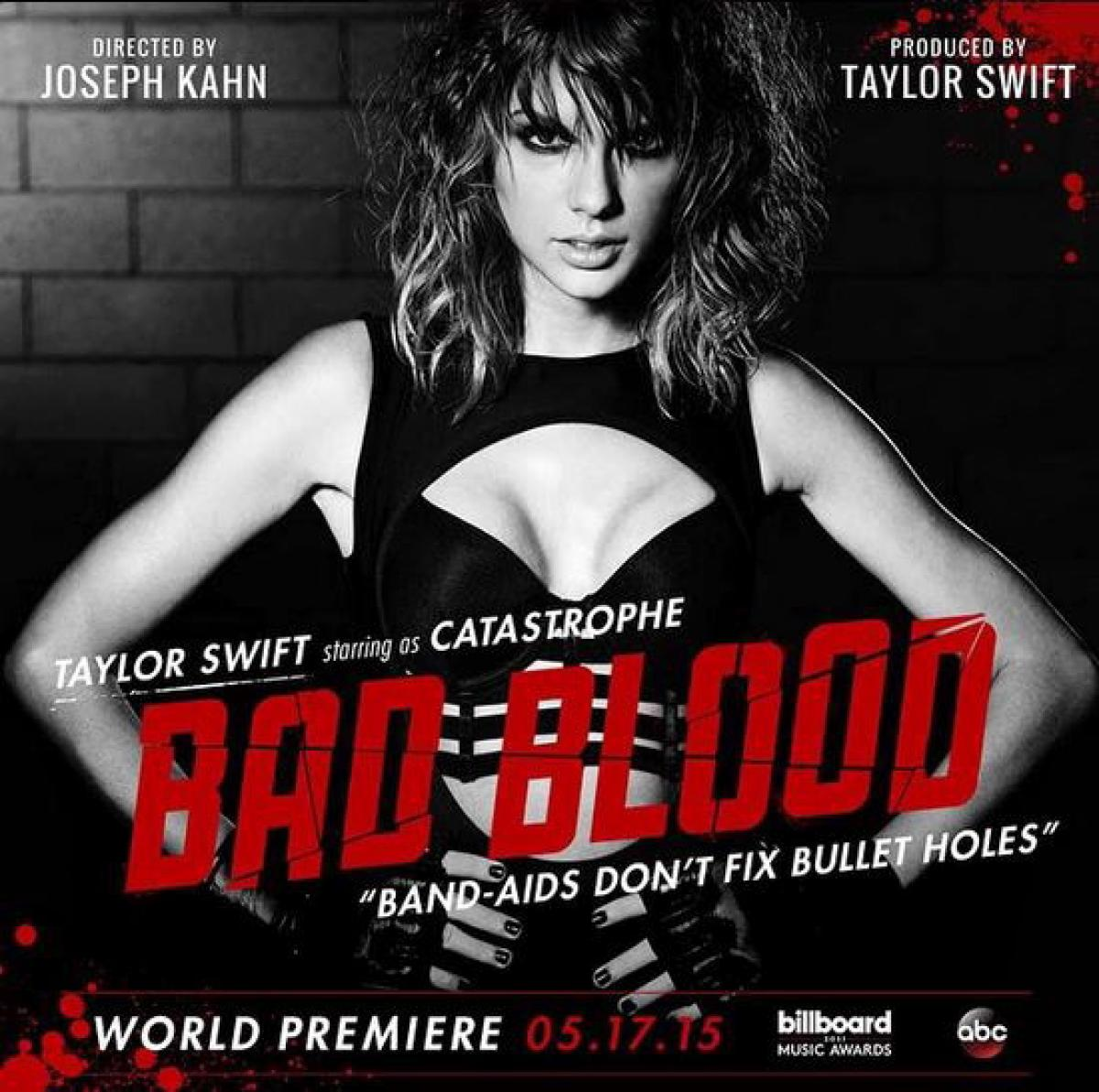 Video: Taylor Swift – Bad Blood